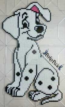 Female Dalmatian Puppy by PerlerPixie