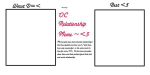 Relationship Meme by drawitbig