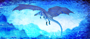 Wings of Ice by Bluehasia