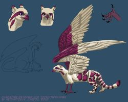Griffin for Izzy by NetRaptor