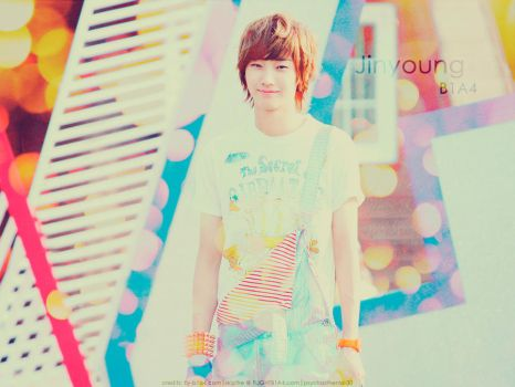 B1A4 Jinyoung by psychasthenia-30