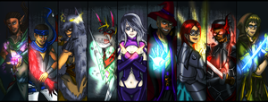 Dungeons and Dragons by PunkPrincess52594