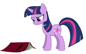 Twilight Sparkle Vector by lalala508