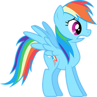 Rainbow Dash: Errr.... by wolfy987