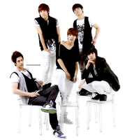 PNG : Mblaq by chazzief