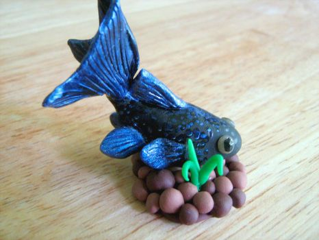 Sculpey Fish by Super-Snark