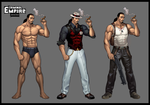 Character customization 2 by Gimaldinov