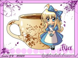 Would you like a cup of tea? by SandraGH
