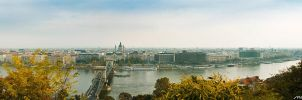 Budapest by Mariusart