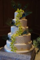 Wedding cake 172 by ninny85310