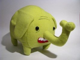 Tree Trunks from Adventure Time by chu-po-po