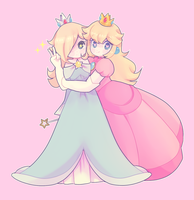 princesses by kkatallena