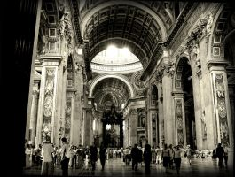 San Pietro of Vatican City by creativehouse