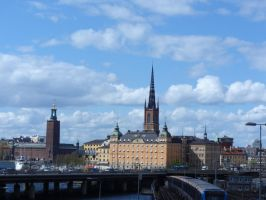 Stockholm by Linnea-Rose