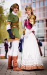 The Hero and his Princess by CelestialExploring