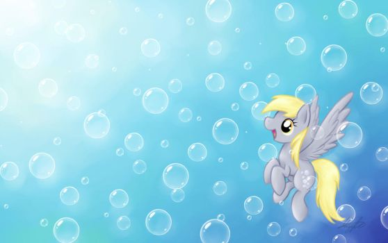 Bubbles by SilviaWinter