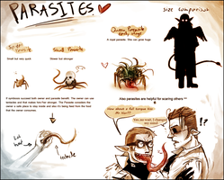Parasites Development by Snook-8
