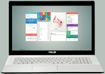 Asus X75vc by SevenJust7