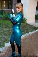 Ikkicon Samus 1 by BlackMesaNorth