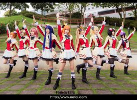 Love Live Cosplay 02 by eefai