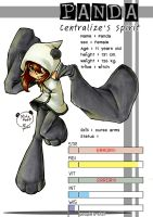 Panda by PandaMGA