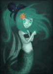Mermaid by ViviBlackmyst
