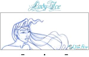 Lady Ice Rough 47 by LPDisney
