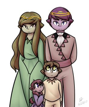 The Goevins by Jojodear