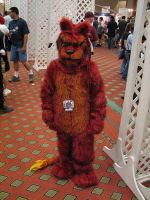 Red XIII by pariahpoet