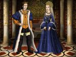 King Edward IV And Elizabeth Woodville by CookieCat45