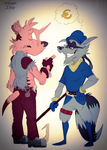 Sly and Sly by Efalt