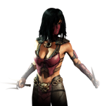 Mileena Alternitive Universe Outift by KayleeRedfield