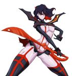 Tumblr commish:: Ryuko Cosplay by upshdragoon