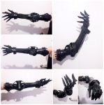 Drakengard 3 Zero Fake Arm by Fantalusy