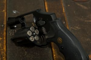 Smith and Wesson 442 by pringle753