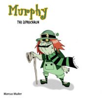 Murphy the Leprechaun by marcusmuller