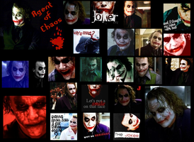 Joker Collage by JokerAgentChaos