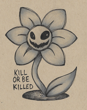 Cute Flower Motto by Norcinu