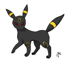 Umbreon by Jas656