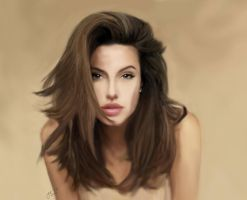 Angelina Jolie by Jake-Kot