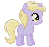 Dinky Hooves vector by Durpy
