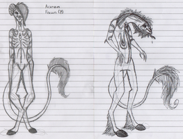 In which Closet makes more characters by Closet-Furry