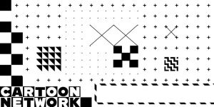 Cartoon Network Wallpaper Template (White) by JPReckless2444