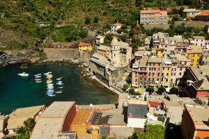 Vernazza overlooked 2 by wildplaces