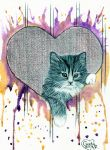Love for cats by Cindy-R