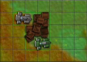 Star Wars Miniatures Tile 03Camp by JK-Antwon