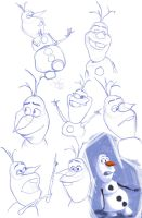 A Study in Olaf by luvusagi