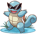 007 - Squirtle by Volmise