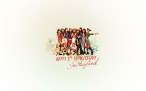 SSF 2nd Anniversary Wallpaper by soshified