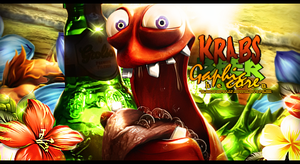 Krabs Beer by NaimGFX